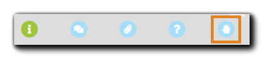 """Screenshot: Attendee Console controls with the """"Raise Hand"""" feature highlighted."""