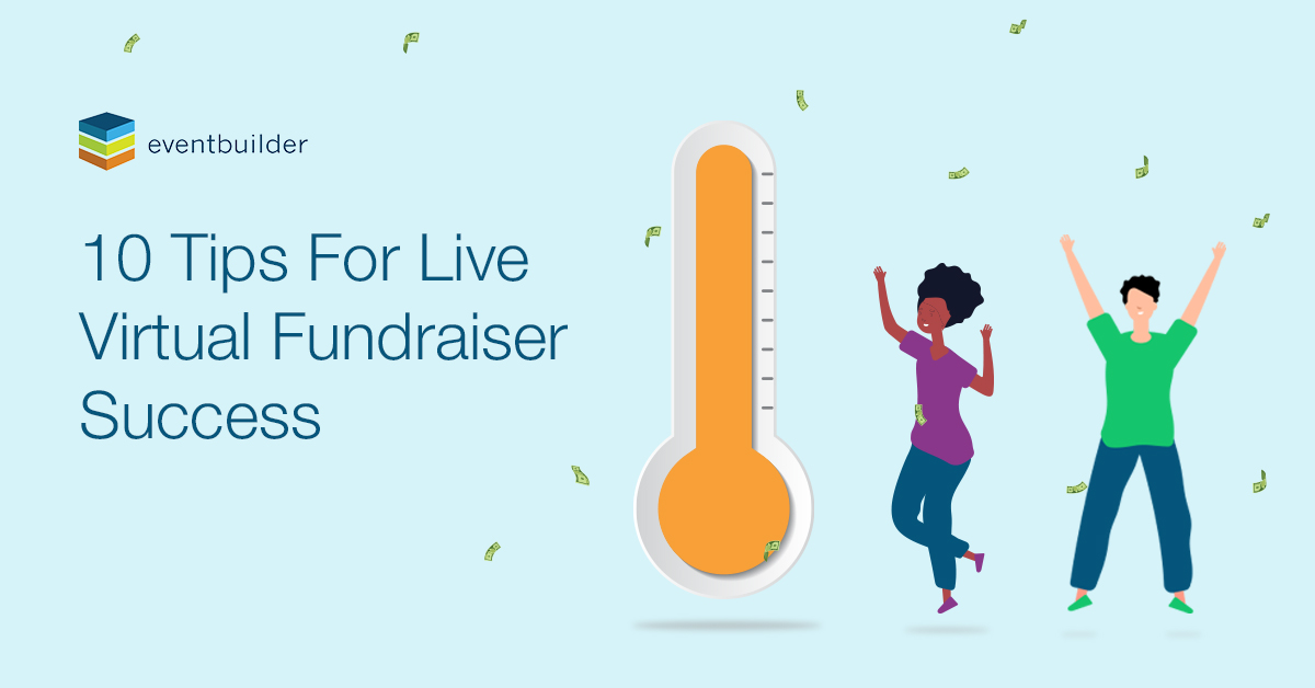 10 Tips for Livestreamed Virtual Fundraising Events