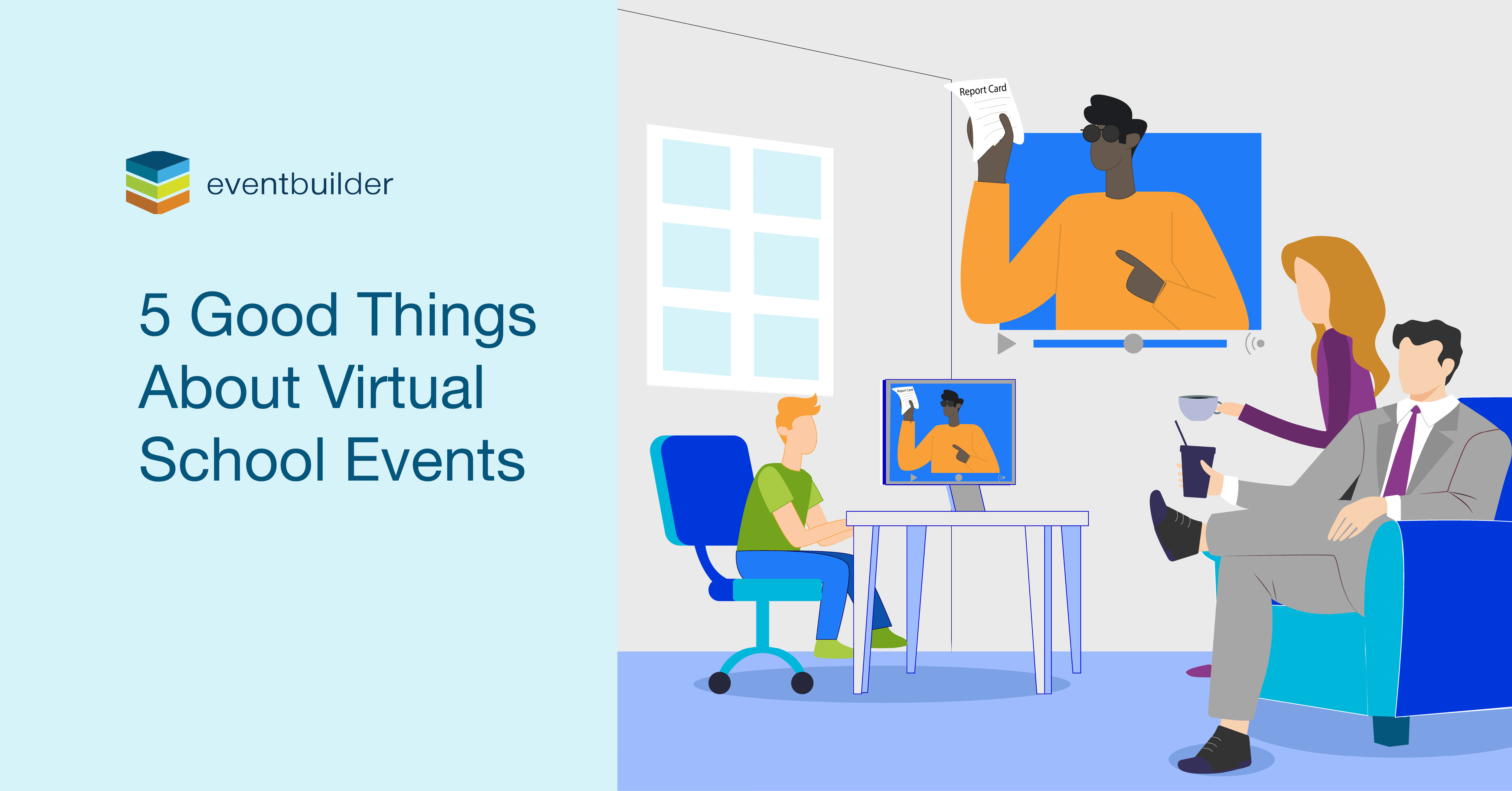 5 Good Things About Virtual School Events