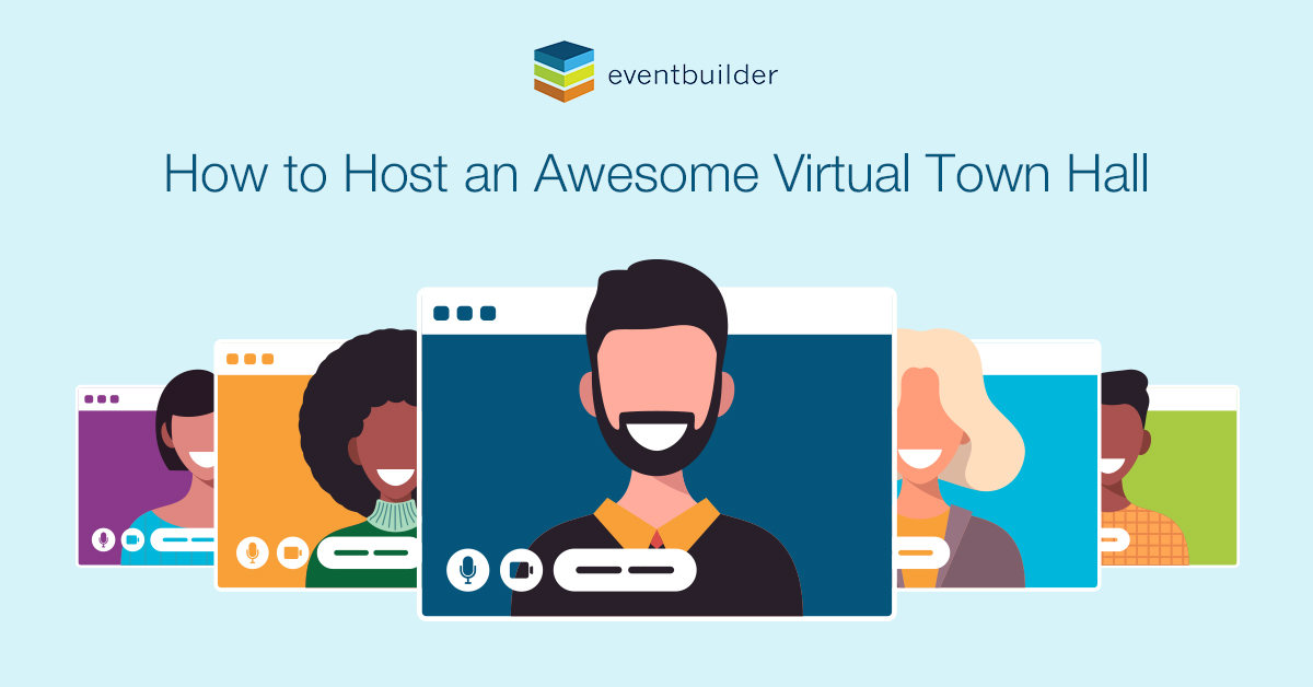 How to Host an Awesome Virtual Town Hall