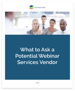 Webinar Services RFP Questions